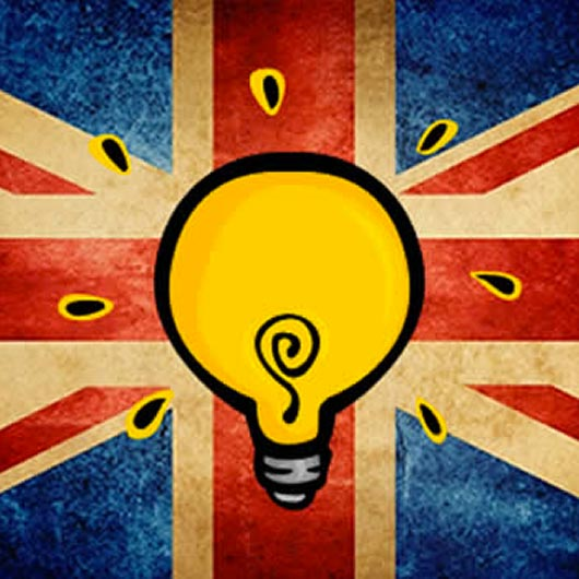 British Inventor Has a Gift for You...