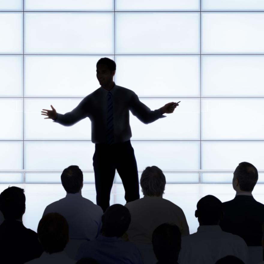 Broadcaster-Trainer-Inventor Has a <i>Remarkble</i> Presentation for You...
